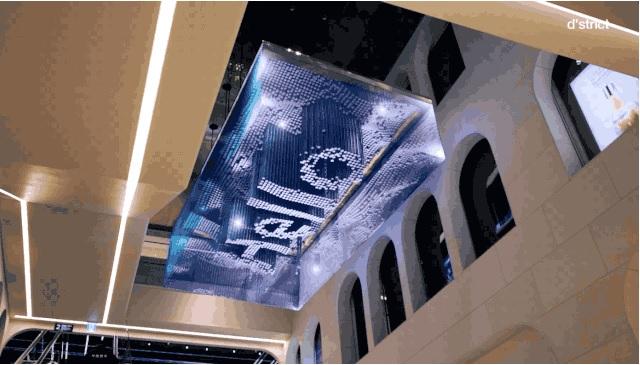 """韩国街头惊现20米高""""大水缸"""",这家公司的视觉设计让人震撼"""