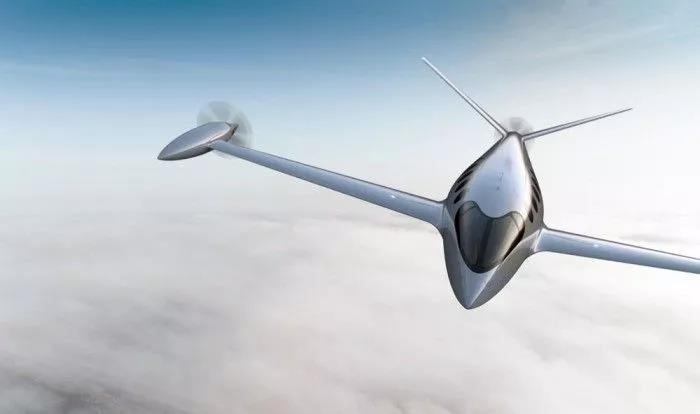 全尺寸电动通勤飞机 未来出门打飞的不是梦