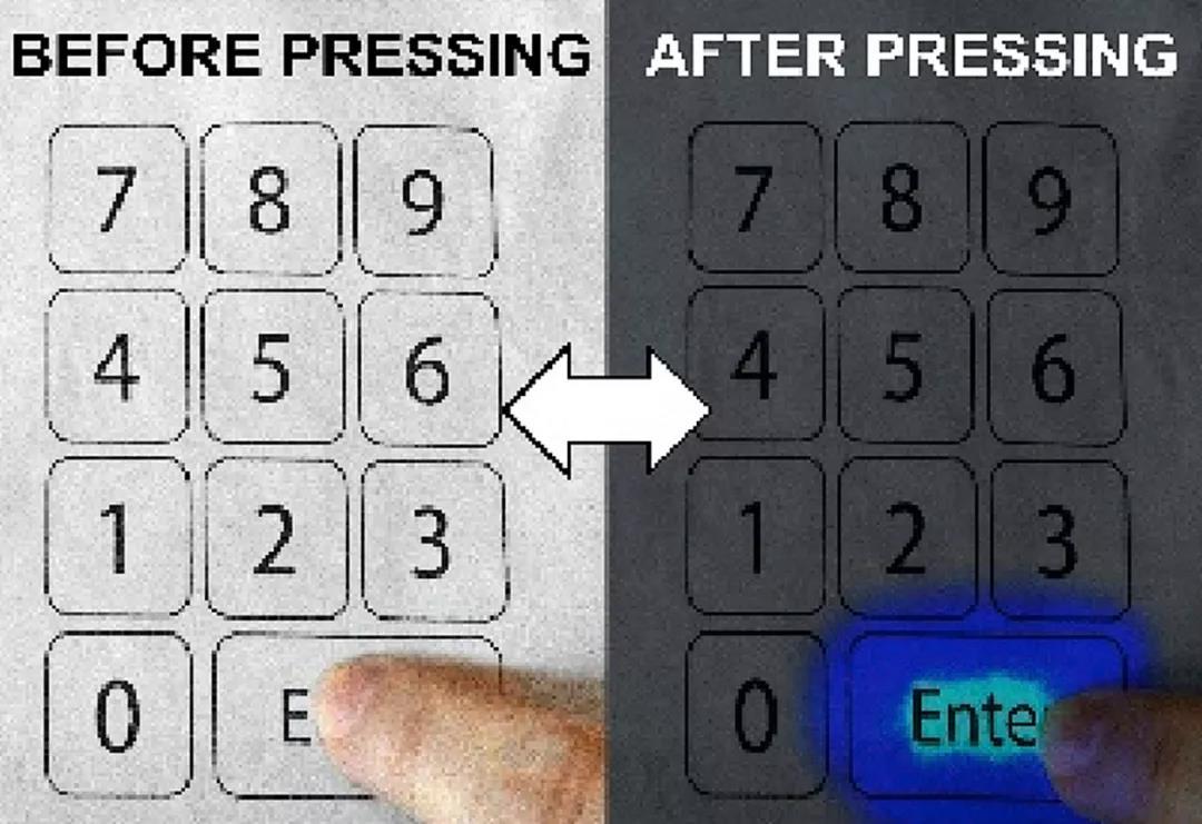 这个东西薄如纸,可取代传统键盘