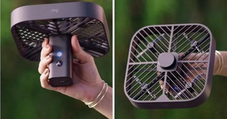 亚马逊做了只家居监控无人机,可以守护每一个角落