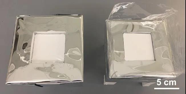 全球最白材料 可以反射95%光线