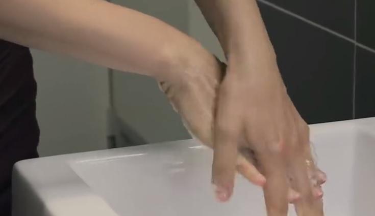 移动洗手盆wosh 20升水洗手500次 还能手机消毒