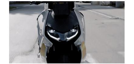 宝马设计了一辆摩托电动车,外形足够吸引