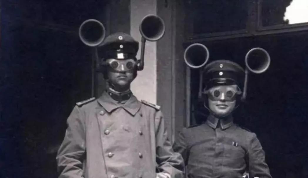 带你欣赏一战时期脑洞大开的创意发明